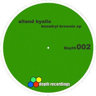 Alland Byallo – Benadryl Brownie EP