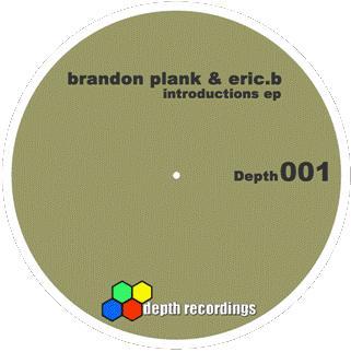Brandon Plank & Eric.B – Introductions EP