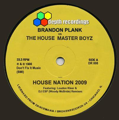 Brandon Plank vs. The House Master Boyz – House Nation 2009