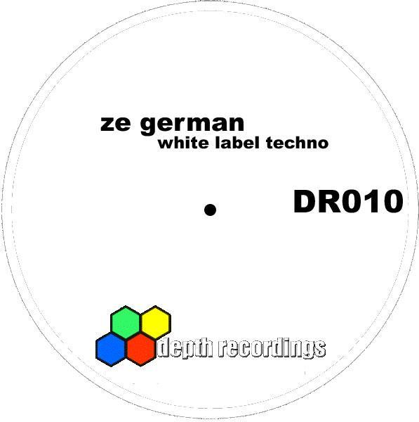Ze German – White Label Techno